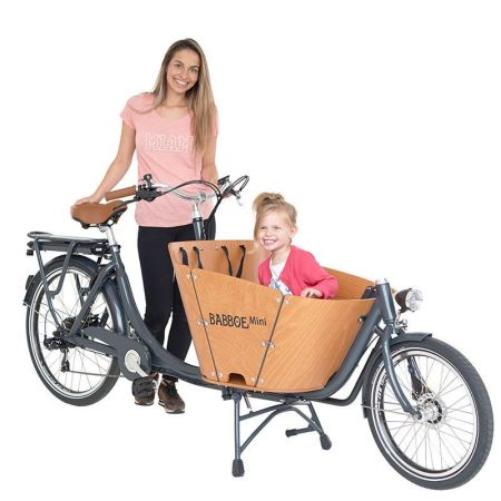 La Station du vélo 59 - cargo mini-e babboe