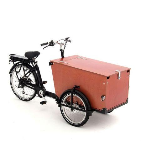 La Station du vélo 59 - cargo transporter-e babboe