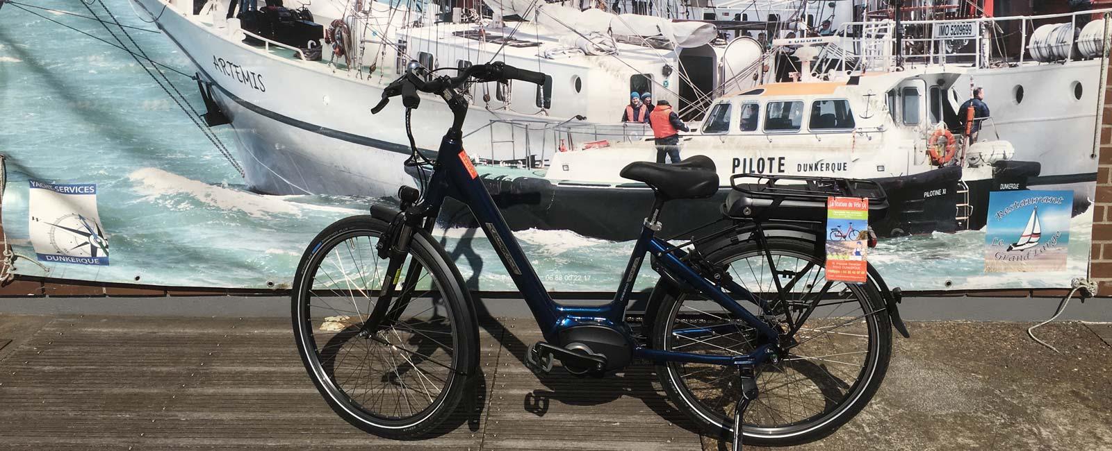 Station Vélo 59 - Réparation de vélo à Dunkerque