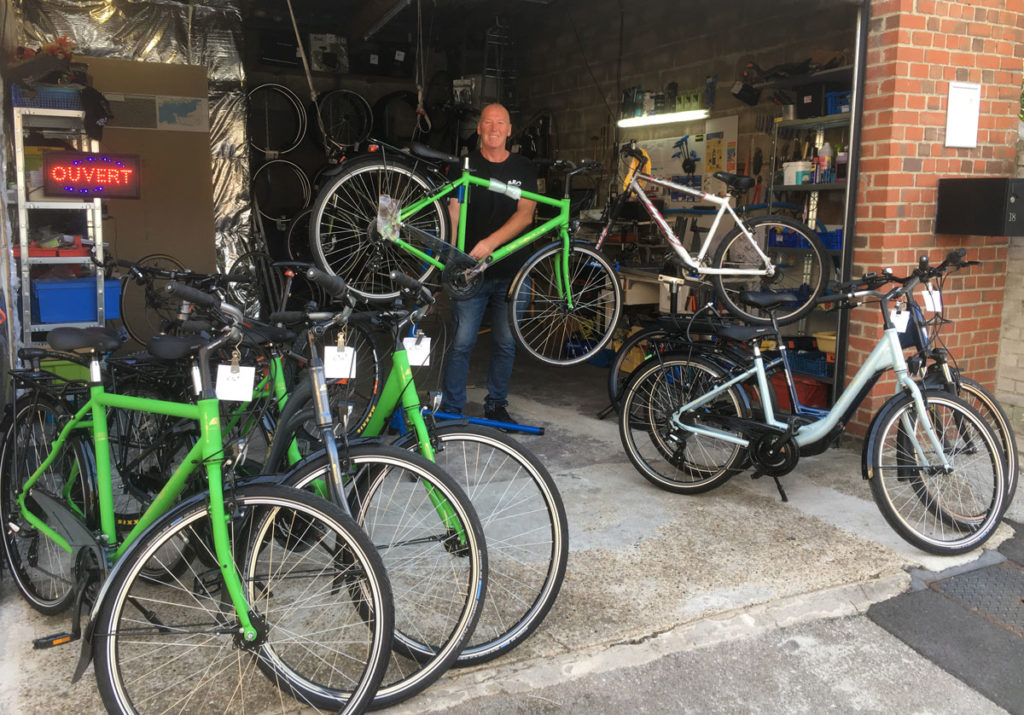 La station du vélo 59 - atelier