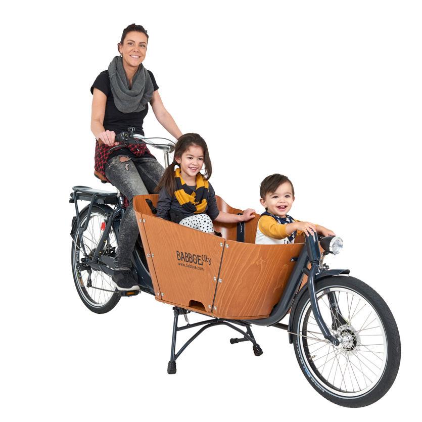 La Station du vélo 59 - cargo city-e babboe