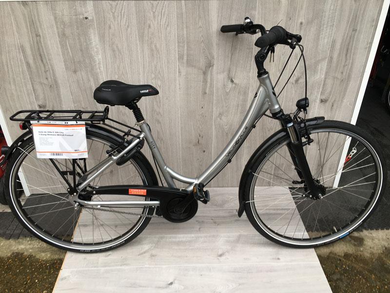 Vente vélo VTC - La station du velo 59