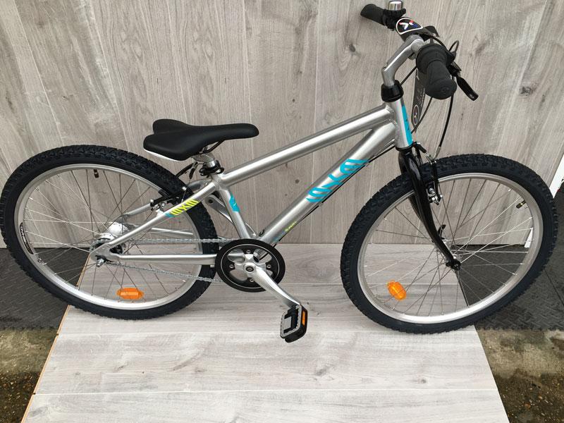 Vente vélo VTC enfant - La station du vélo 59